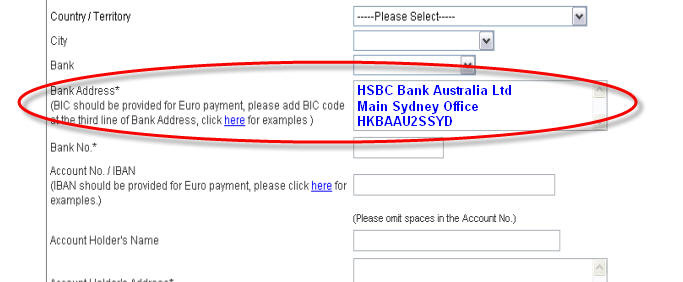 bank branch code hong kong hsbc